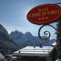 Hotel Garni Cime D'Oro - (1)